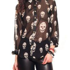 Pon un toque de distinción a tu vestuario con unas blusas pensadas para romper los cuellos de todos los que te miren.