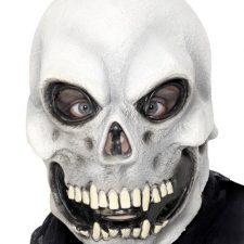 Métele el miedo en el cuerpo a quien se cruce contigo. Estas máscaras acojonan al más pintado. ¡Pasarás un rato estupendo asustando al personal!