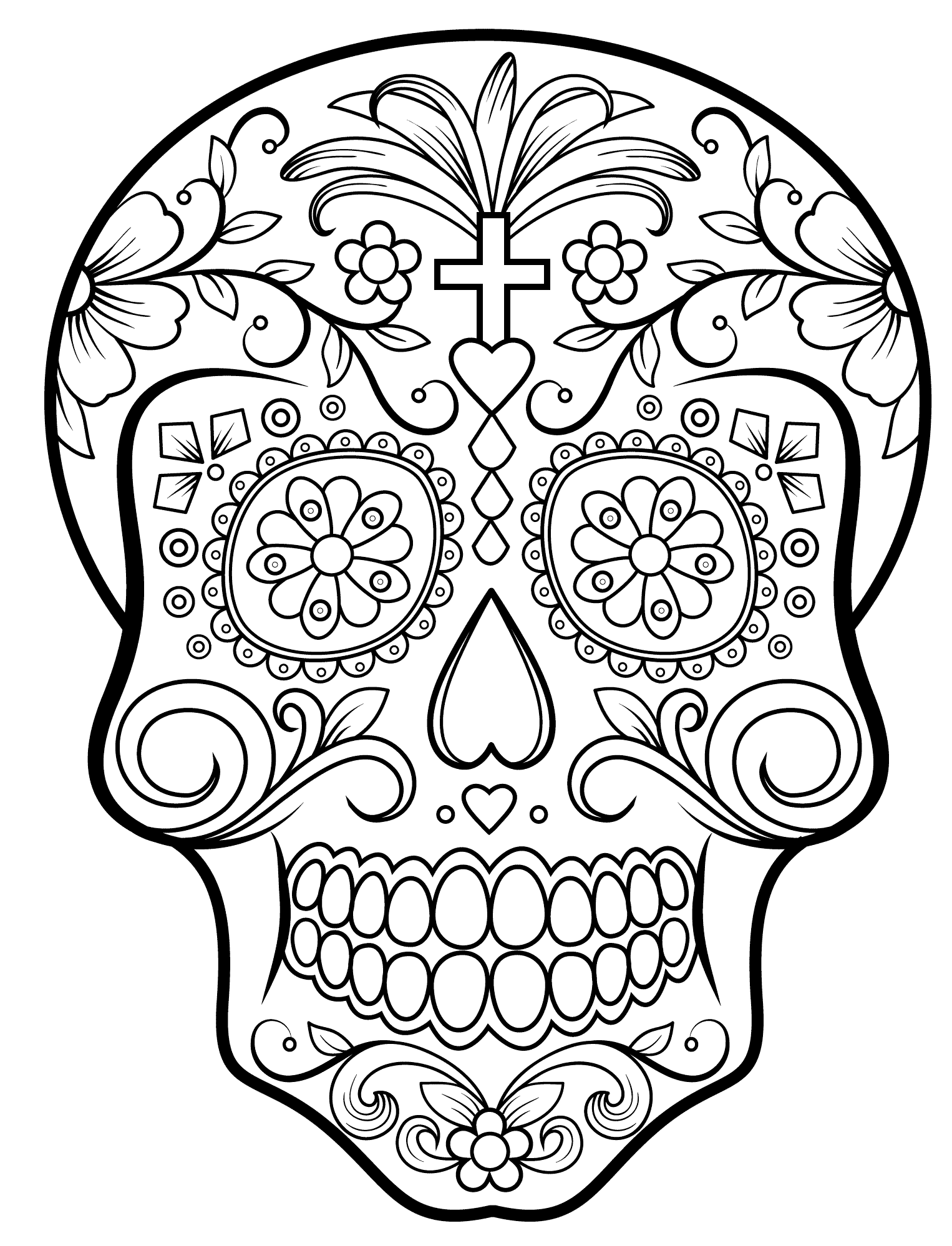 Sugar Skull Coloring Pages Pdf together with Bare Trees Clip Art together with Rose Tattoo Stencil Designs together with Stock Illustration Dirndl Traditional Dress Worn Germany Austria Icons Set Vector Black German Women S Outfit Octoberfest Other Beer Image59128991 moreover . on scary dead flowers