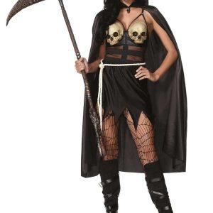 disfraz de mujer muerte