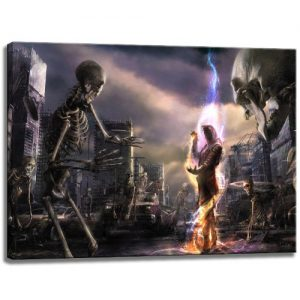 imagen de calaveras dead skeletons