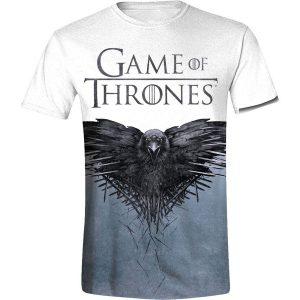 juego de tronos camiseta estampada