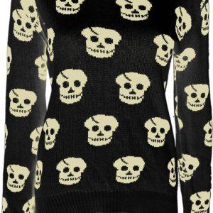 jersey diseño de calaveras