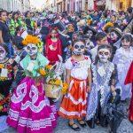 El día de los Muertos en México