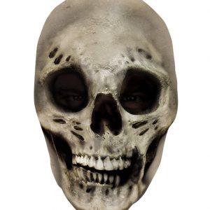 mascara craneo de calavera