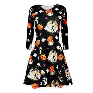 vestidos halloween