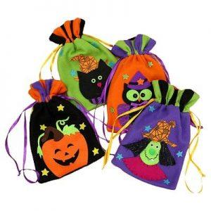 bolsas de halloween