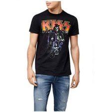 camiseta kiss
