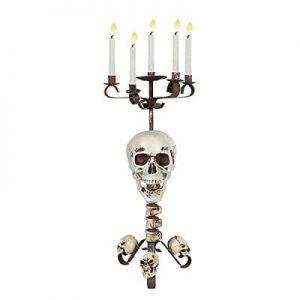 candelabros de halloween