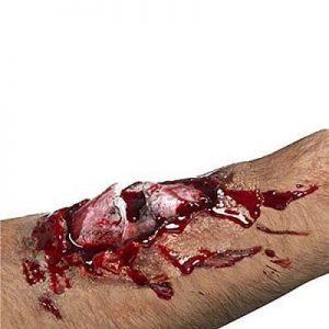 cicatrices de halloween