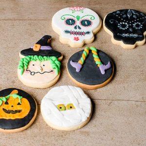 Galletas De Halloween Para Una Merienda De Infarto