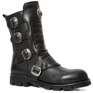 Botas Militares Unisex Adulto New Rock