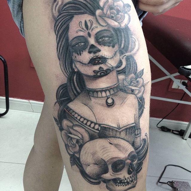 50 Tatuajes De Calaveras Que Deberias Tener Decalaveras Com