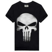 camisetas de calaveras punk